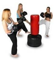 Ladies Cardio Kickboxing in Springbank