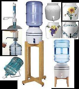 Water Hand Pump • Crock Dispenser • Water Filter • Himalayan Salt • Call NOW! (416) 654-7812 • www.RainbowPureWater.ca