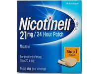 Nicotinel patches tts30