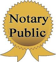 Halifax Notary- mobile option available starting at $35