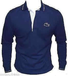 Men S Polo Shirts Long Amp Short Sleeve Ebay
