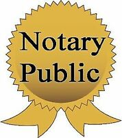 Halifax notary public- mobile option available