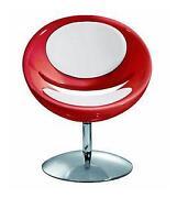 Lounge Sessel Rot