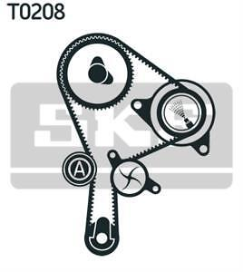 SKF Premium OE Quality Replacement Timing Cam Belt Kit - VKMA06129