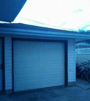 Safe & secure single garage for storage in Boonie Doon area