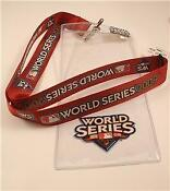 2009 World Series Ticket