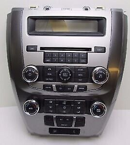 Stock CD player /faceplate for a Ford Fusion 2012 sel