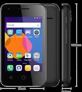 "BRAND NEW unlocked Alcatel One Touch PIXI 3 4.5 ""$ 120  BRAND N"