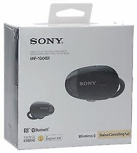 MASSIVE FALL SALE ON SONY BLUETOOTH WIRELESS HEADPHONES - WF-1000X, MDR-RF995RK