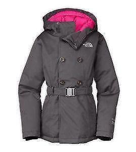 Girls North Face Ski Jacket 6a14f9990