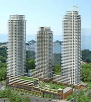 Brand New 2 bed Condos at Parklawn/Lakeshore