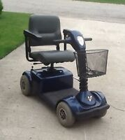 Pride Mobility 4 Wheel Scooter