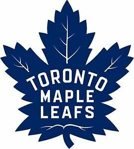 TORONTO MAPLE LEAFS TICKETS*GREAT VALUE* - GREAT CHRISTMAS GIFTS Stratford Kitchener Area image 2