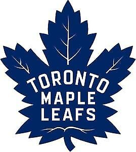 Toronto Maple Leafs tickets-Great Christmas Gifts!  Row 2 greens