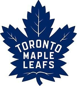 TORONTO MAPLE LEAFS TICKETS *LOW PRICES* - MANY GAMES AVAILABLE Belleville Belleville Area image 2