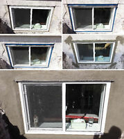 Sealing / waterproofing & parging your newly installed windows