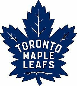 Toronto Maple Leafs tickets-Great Christmas Gifts! Row 2 greens!