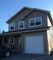 3 BEDROOM, 2 1/2 YEAR OLD UPGRADED HOUSE FOR RENT IN CBS