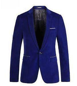 Mens Blue Blazer | eBay