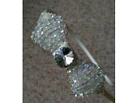 Swarovski crystal head bands ideal for weddings