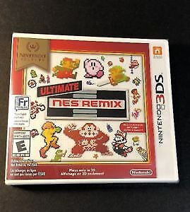 Ultimate NES Remix for Nintendo 3DS
