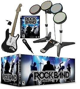 Rockband Instruments PS3/PS4 *WANTED*