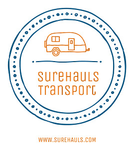 Trailer transport delivery towing hauling INSURED