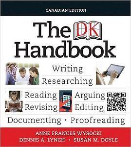 The DK Handbook, First Canadian Edition