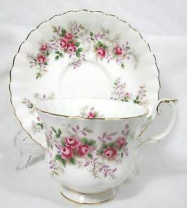 royal albert bone china lavender roses
