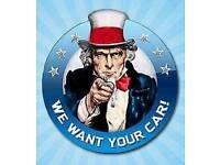 Wanted scrap cars
