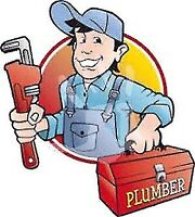 Journeyman plumber for evening and weekend work
