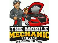 Mobile mechanic and diagnostic services