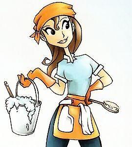 House Cleaning Services/ Femme de Ménage