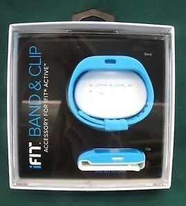 iFit Band and Clip