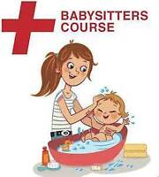 Babysitting Course - Canadian Red Cross