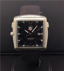 TAG Heuer Golf Watch Tiger Woods Ed.