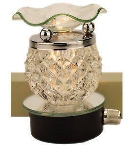 Glass Oil Burner Ebay