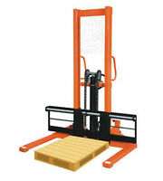 Brand New Pallet Stacker Hand Truck for $1399.99! Great Deal