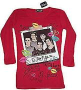 One Direction Tops