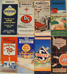 Vintage Maps and More
