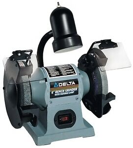 Brand New Delta 8 034 Bench Grinder 23 840 W Flexible Lamp Ebay