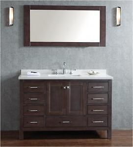 Bathroom vanity kijiji free classifieds in ontario for Bathroom cabinets kijiji