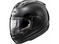 Arai CORSAIR RX-7 Helmet Black New in Box