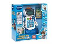 V tech Gadget the learning robot BNIB RRP £ 40