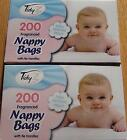 Disposable Nappy Bags