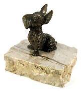 Alte Bronze Skulptur