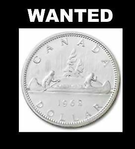 Coin Collector Wanting To Buy Canadian & American Coins