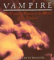 Livre: Vampire The complete guide of the world of the undead