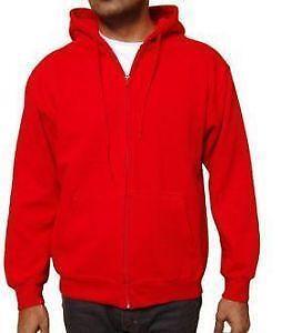 Zip Up Hoodie | eBay