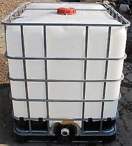 Water tote tank wanted